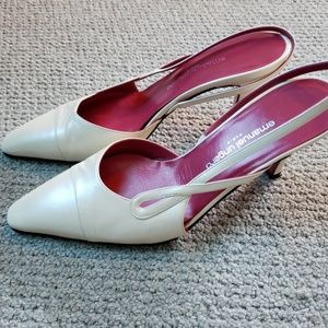 Emanuel Ungaro heels size 9 M
